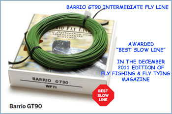 Barrio GT90 Intermediate Fly Line
