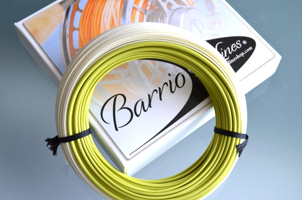 Barrio ISS Spey Fly Line