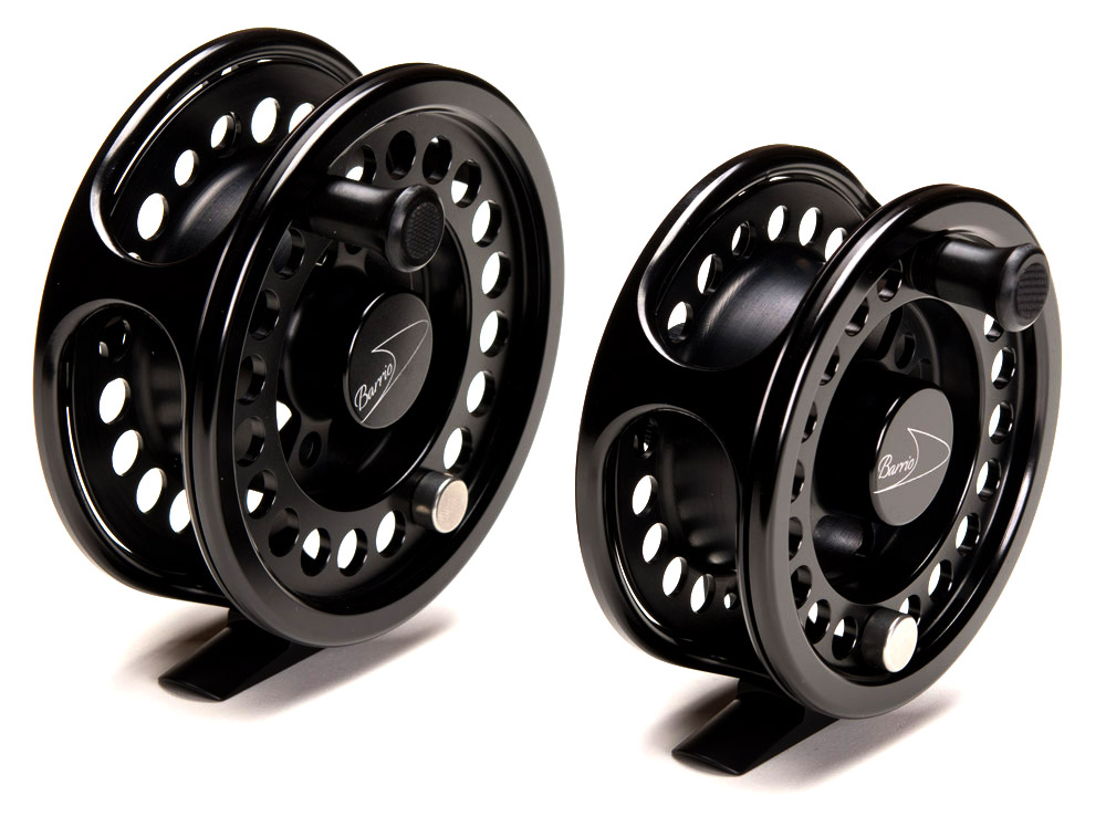 Barrio large arbor fly reels