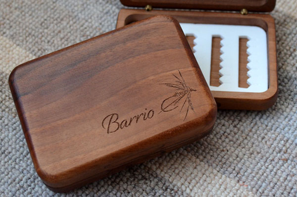 Barrio Wooden Fly Box