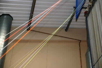 Barrio Fly Lines are manufactured in the UK