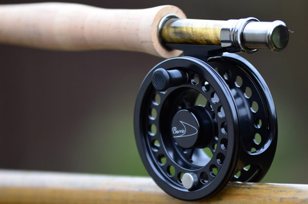 Barrio fly reels