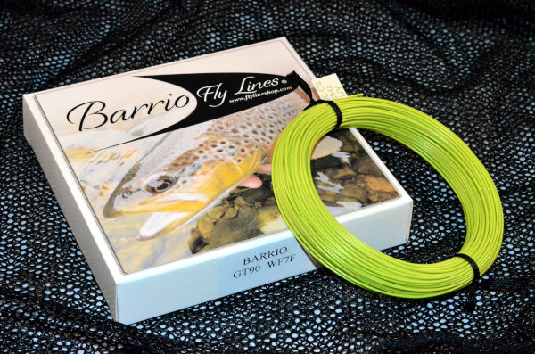 Barrio GT90 fly lines
