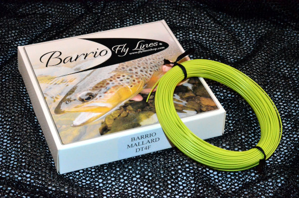 Barrio Mallard Double Taper Fly Line