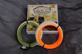 Barrio SLX Fly Line