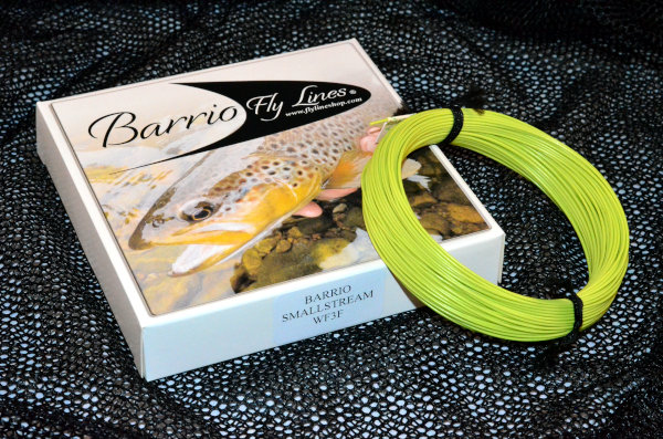 Barrio Smallstream fly lines