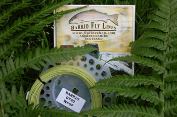 Barrio GT90 Floating Fly Line
